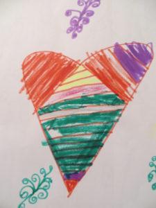M Heart, 2nd grade